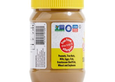 Sun Butter Allergen Statement