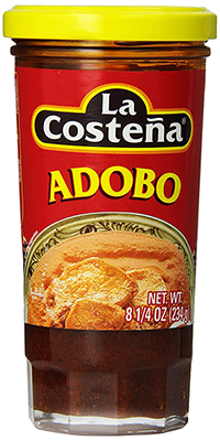 Mexican Adobo Sauce May Contain Peanuts