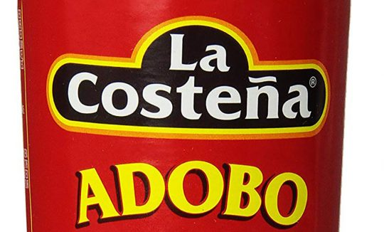 Mexican Adobo Sauces May Have Peanuts!